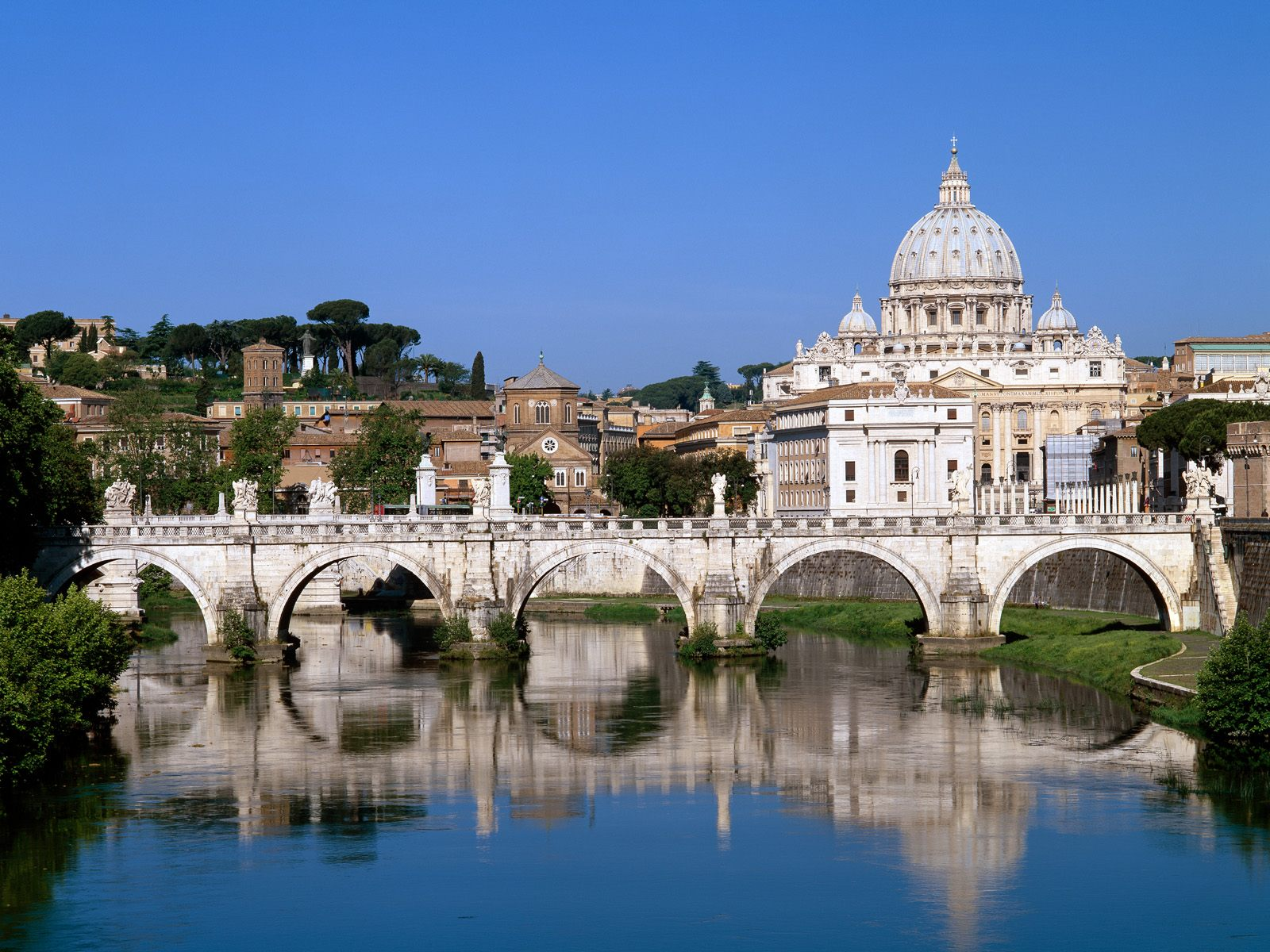 Best Roma Landscape Wallpaper Android Wallpaper with 1600x1200 1600x1200