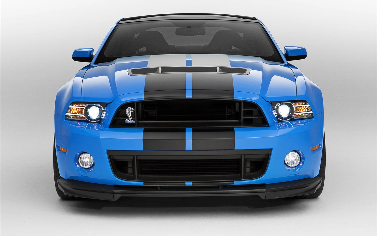 2013 Ford Shelby GT500 raises the bar high on performance with the 1600x1000
