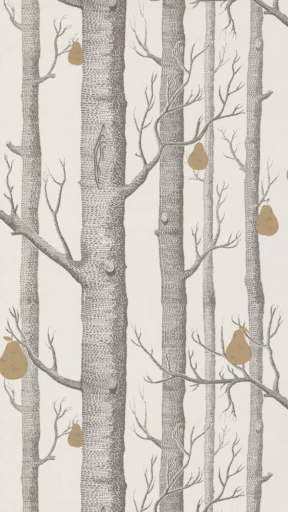 Cole and Son wallpaper Woods and Pears 4032 563x1000