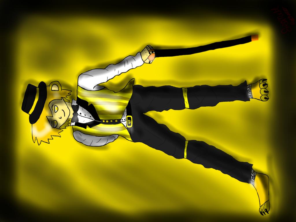 Fnaf Golden Freddy Human by GamerTails 1024x768
