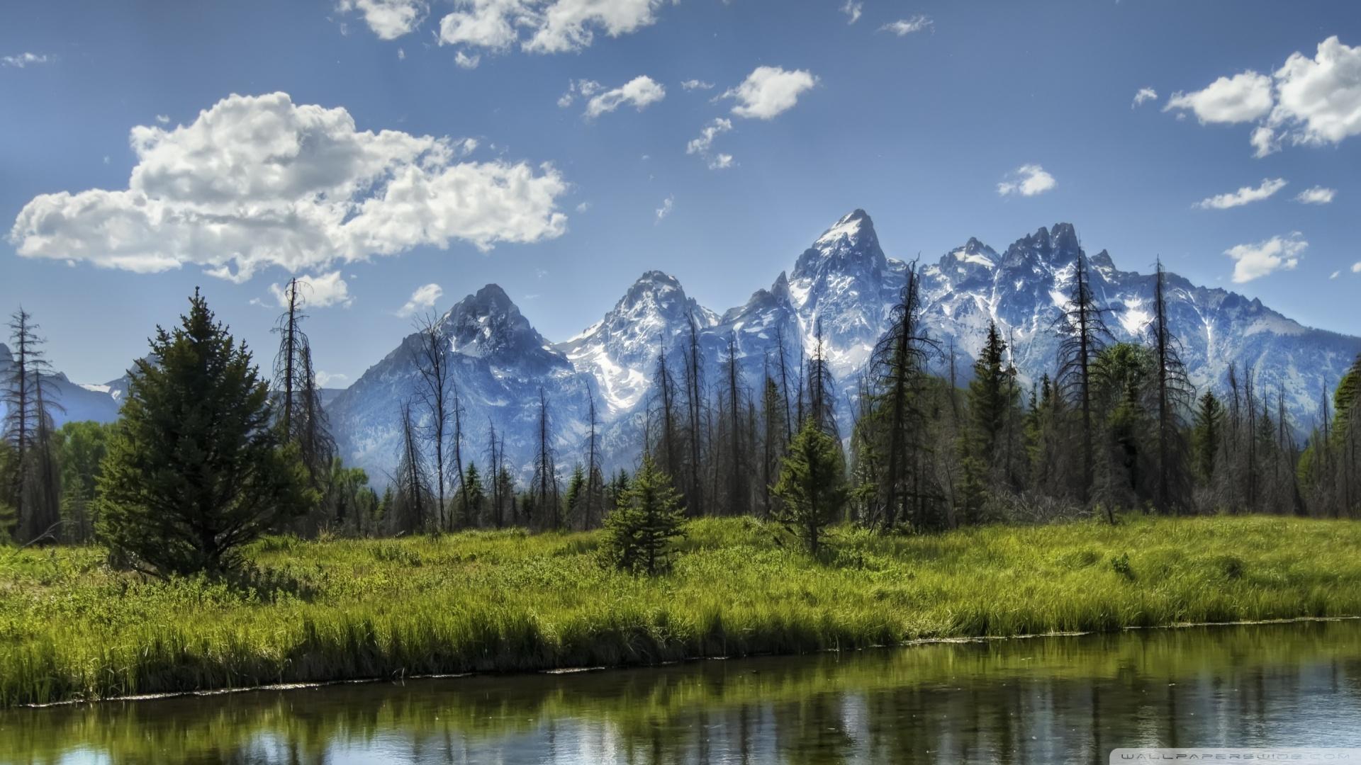 Free Download Grand Teton National Park Wallpaper 1920x1080 Grand