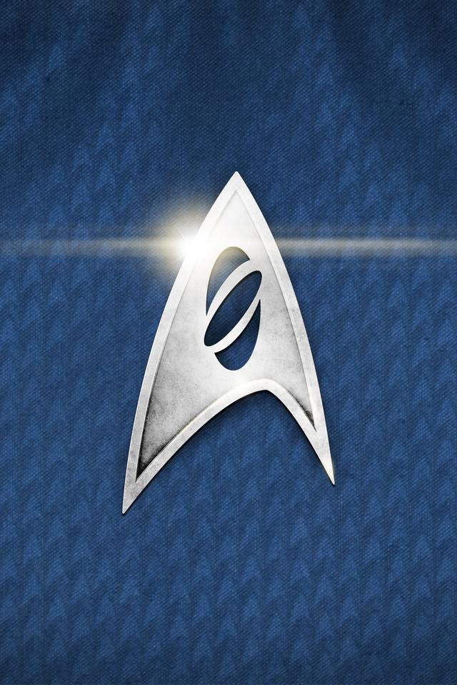 Wallpaper Star Trek   Sciences for smartphone by kristofbraekevelt on 640x960