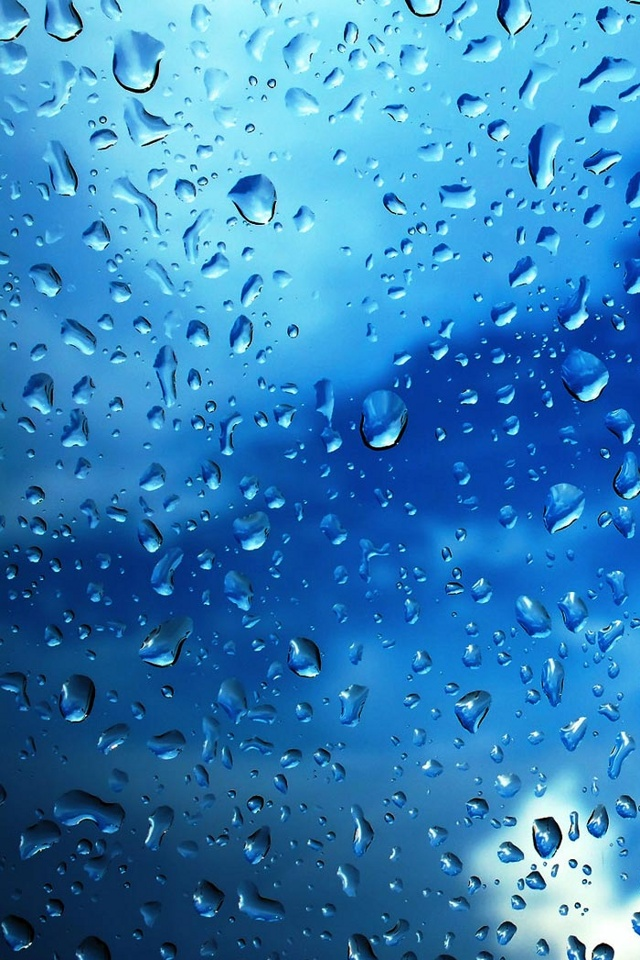 Free Download Apple Rain Iphone Hd Wallpaper Iphone Hd