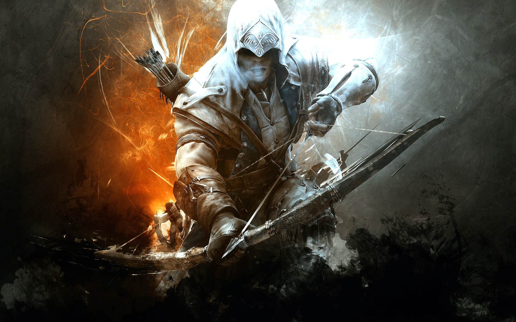 Assassins creed wallpaper 1680x1050