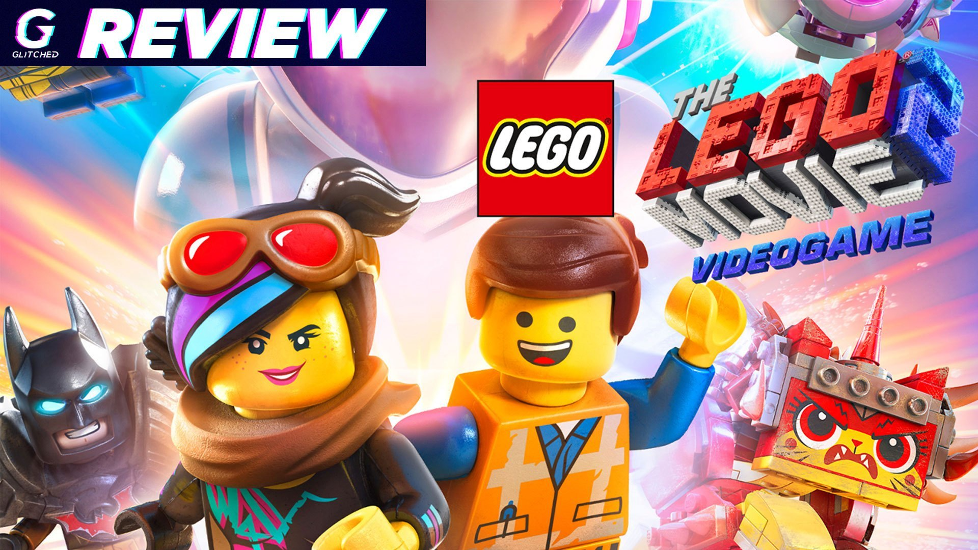 The LEGO Movie 2 Videogame Review GLITCHED 1920x1080