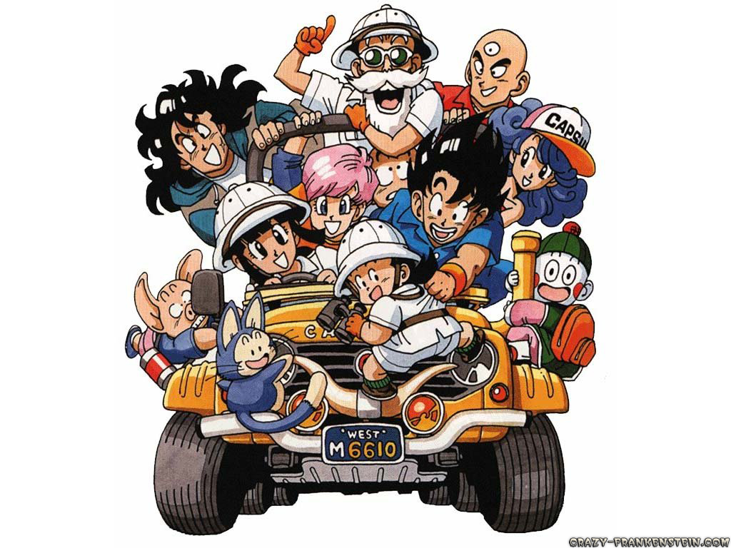 Image   Dragon ball z gang wallpapersjpg   Dragon Ball Wiki 1024x768