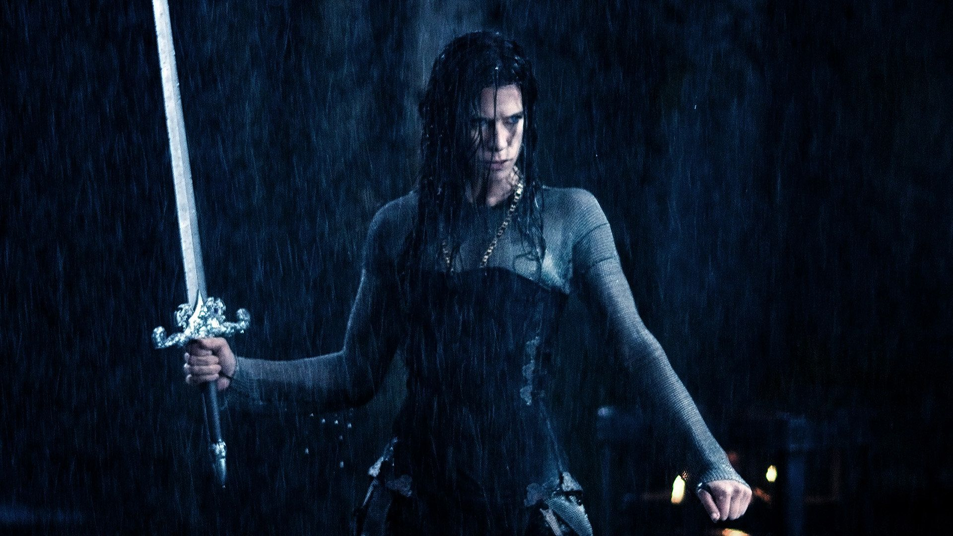 Lycans, A Pvc Catsuit And Kate Beckinsale