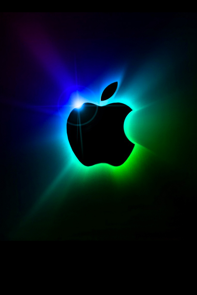 3Wallpapers Best Wallpapers for all iPhone Retina Apple Shadow 640x960