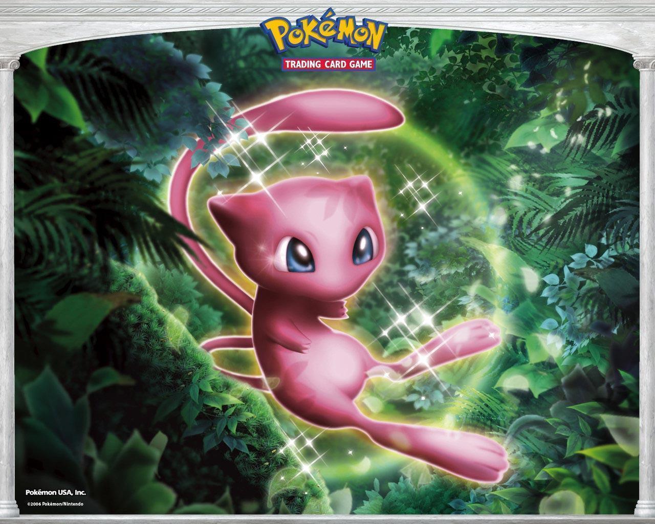 Pokemon Mew Wallpapers 1280x1024