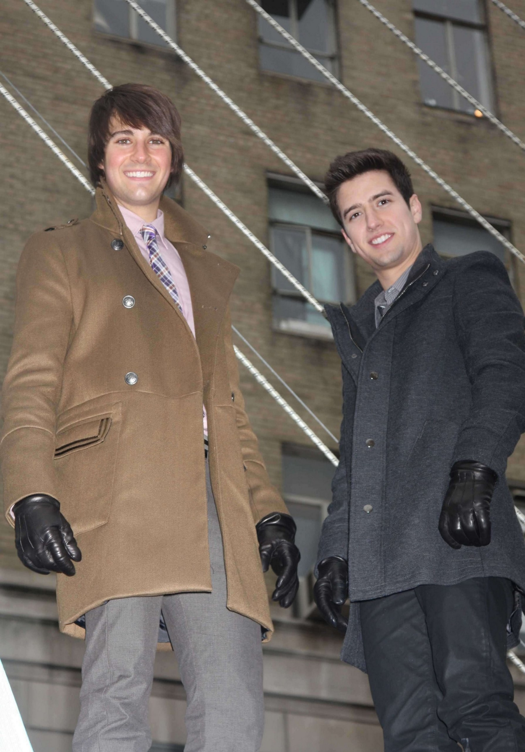 Big Time Rush images 84th Annual Macys Thanksgiving Day Parade 1789x2560
