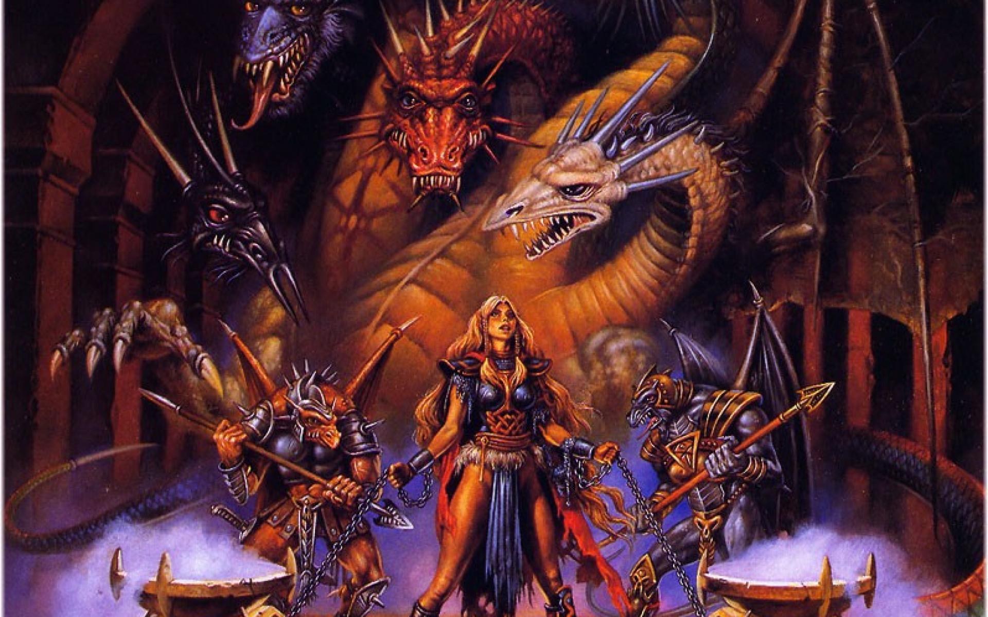 caldwell dragonlance laurana kanan HD Wallpaper   General 1186676 1920x1200