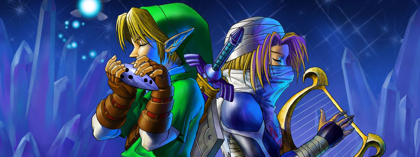 Free Download Zelda Ocarina Of Time 3ds Wallpaper Hd Wallpapers