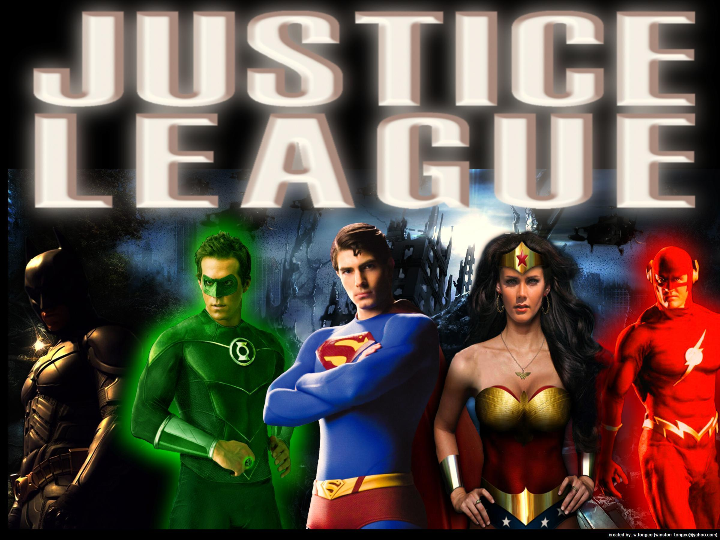 Justice League   Justice League Wallpaper 9518939 fanclubs 2400x1800