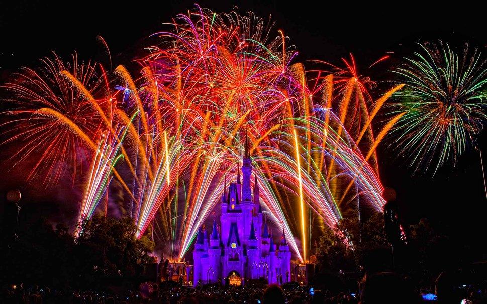 fireworks at disneyland Quotes 969x606