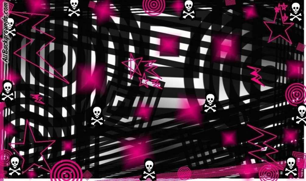 Pink And Black Wallpaper   HD Desktop Wallpapers 1005x596