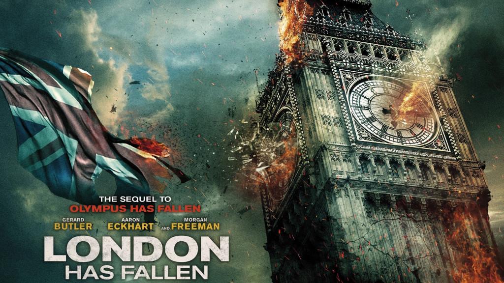 London Has Fallen 2015 Movie HD Wallpaper 4926 1024x576