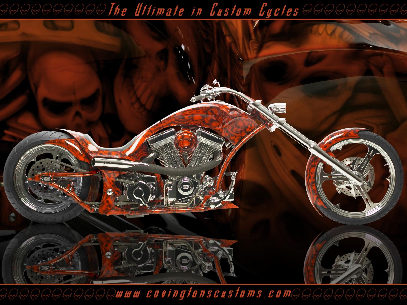motorcycle wallpaper Custom Motorcycle Wallpaper 1600x1200