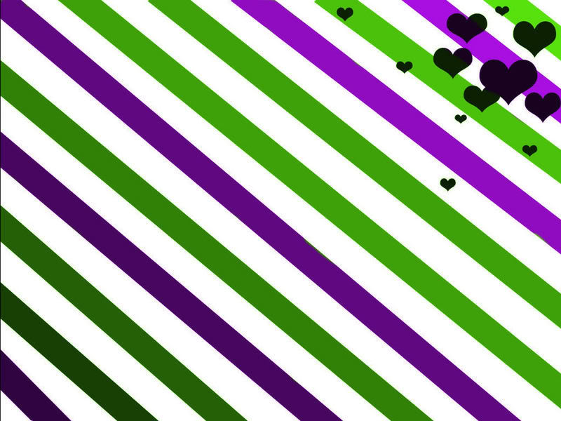 Purple and Green Wallpaper - WallpaperSafari