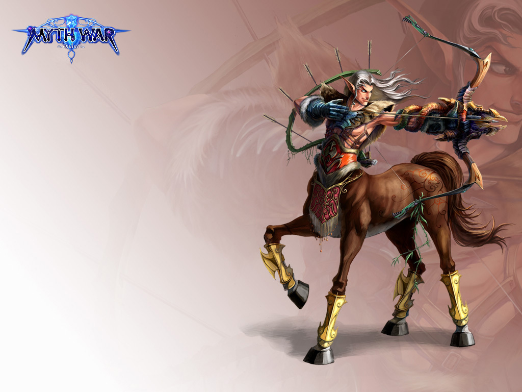 centaur   Greek Mythology Wallpaper 13352503 1024x768