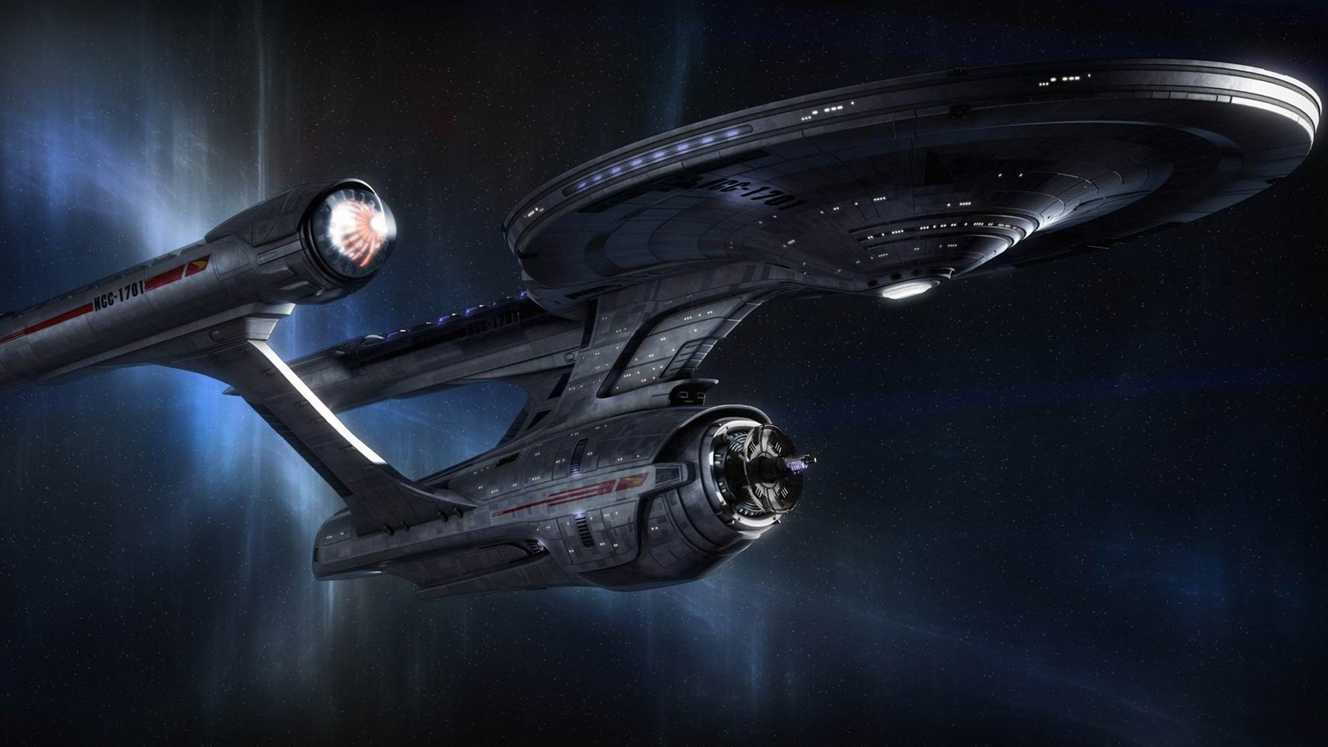 Star Trek Classic NCC 1701 Vehicle Wallpapers HD Wallpapers 1920x1080