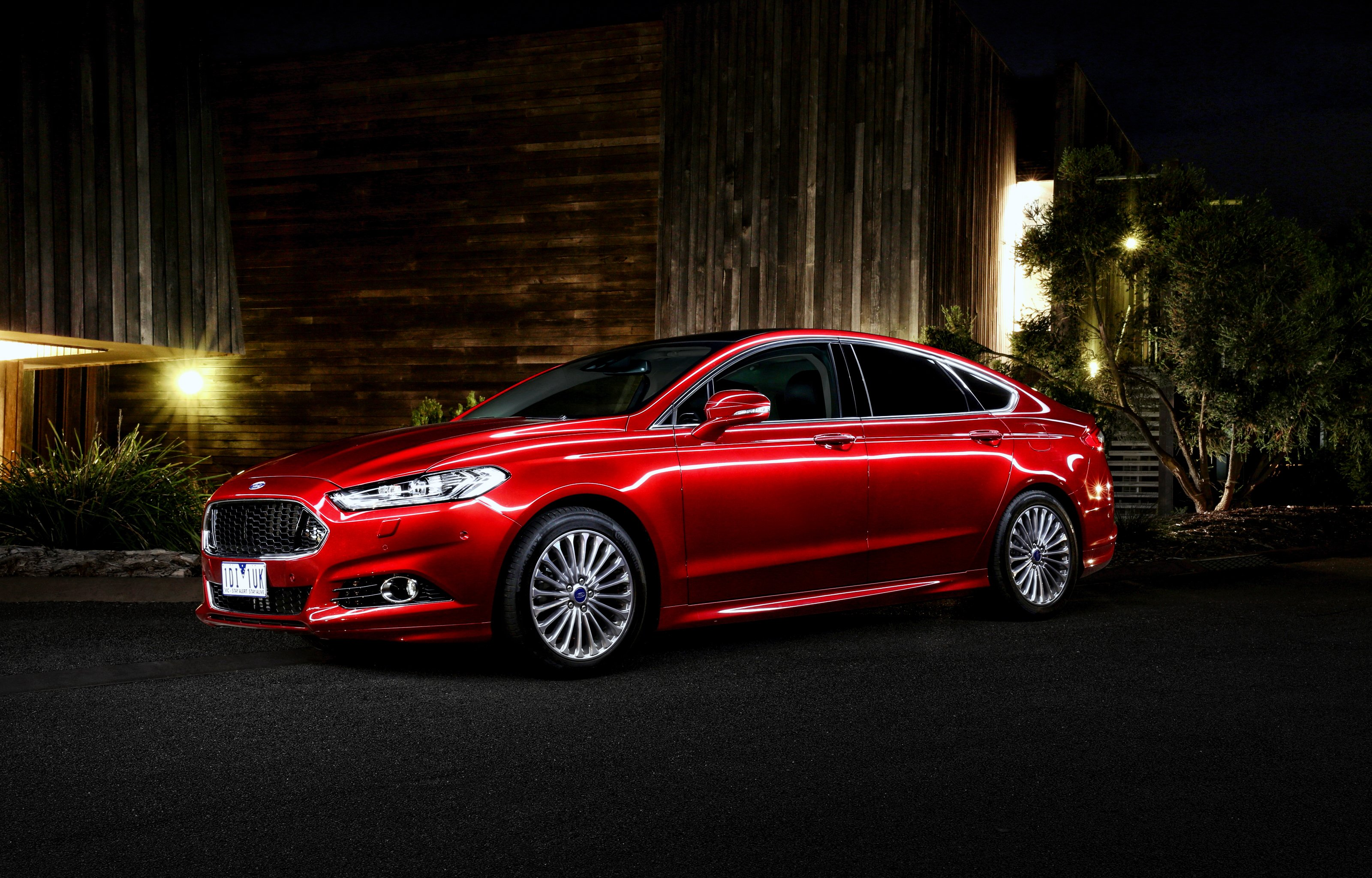 Ford Mondeo HD Wallpaper Background Image 3200x2049 ID 3200x2049
