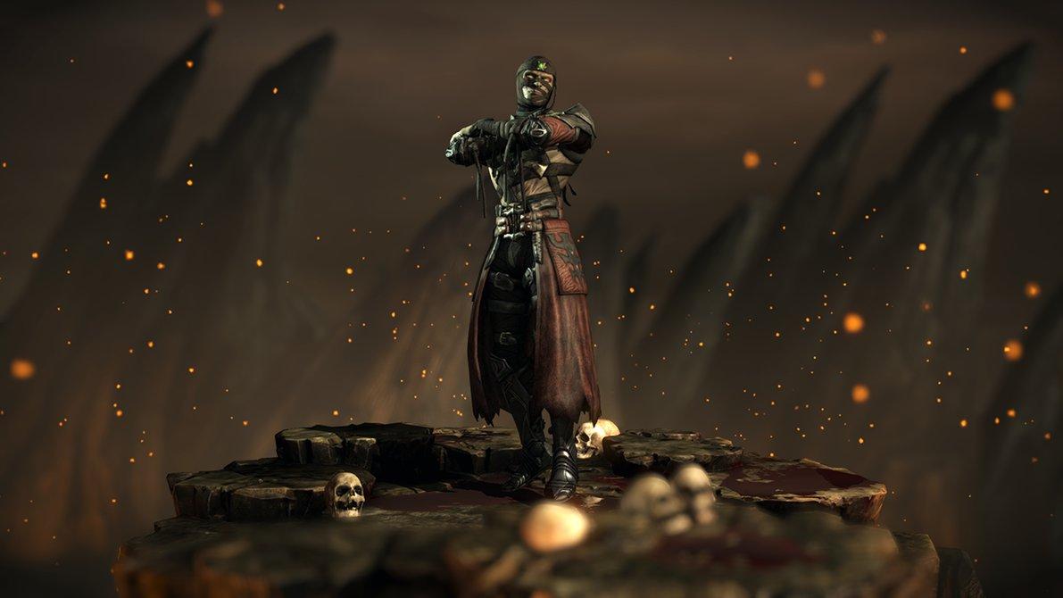 Tournament Ermac   Mortal Kombat XL by Yurtigo 1191x670