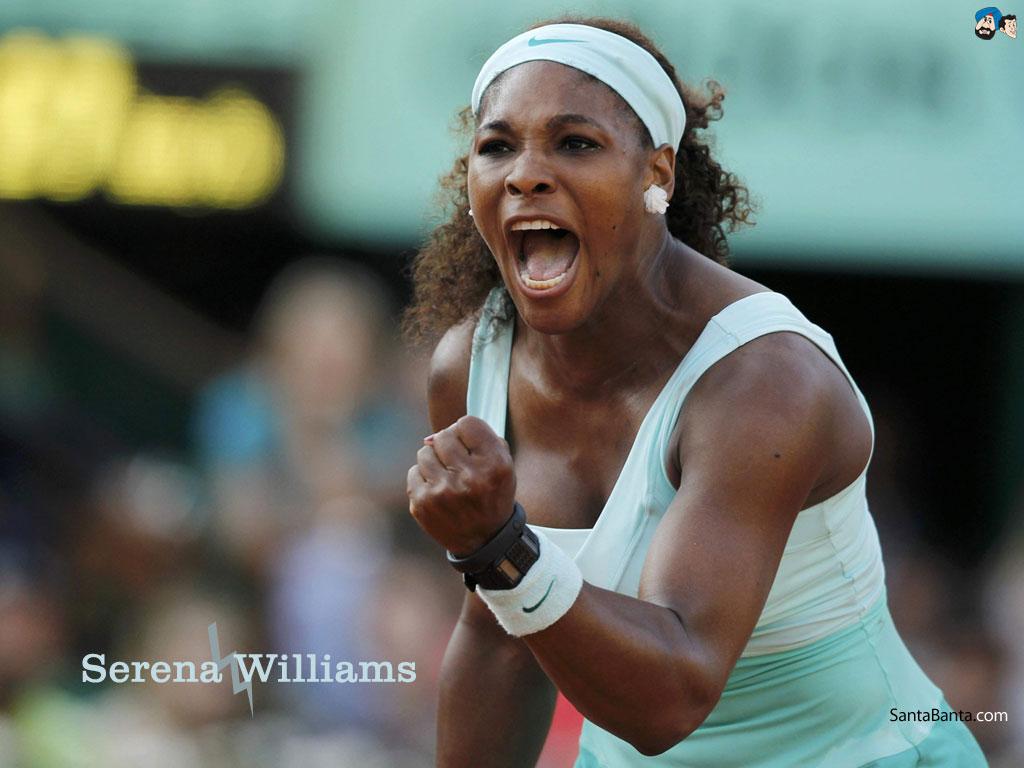 Serena Williams Wallpaper 11 1024x768