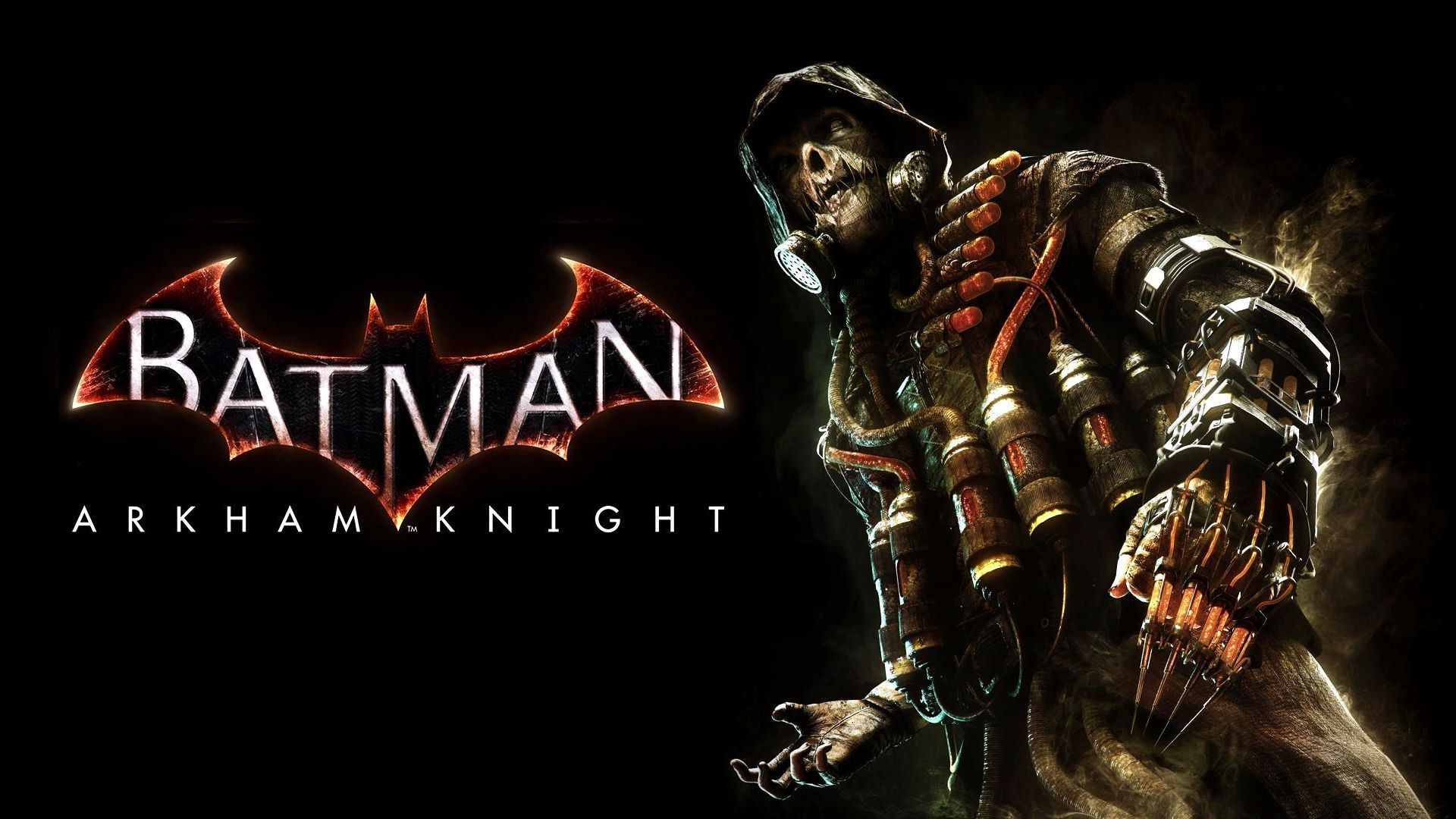 Batman Scarecrow Wallpapers 1920x1080