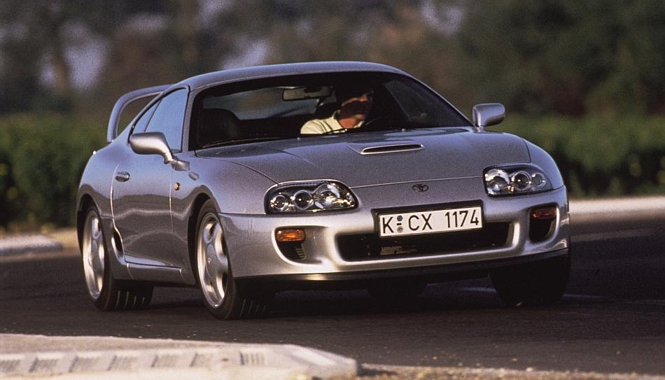 1995 Toyota Supra Front Track Cruising   egmCarTech 950x543