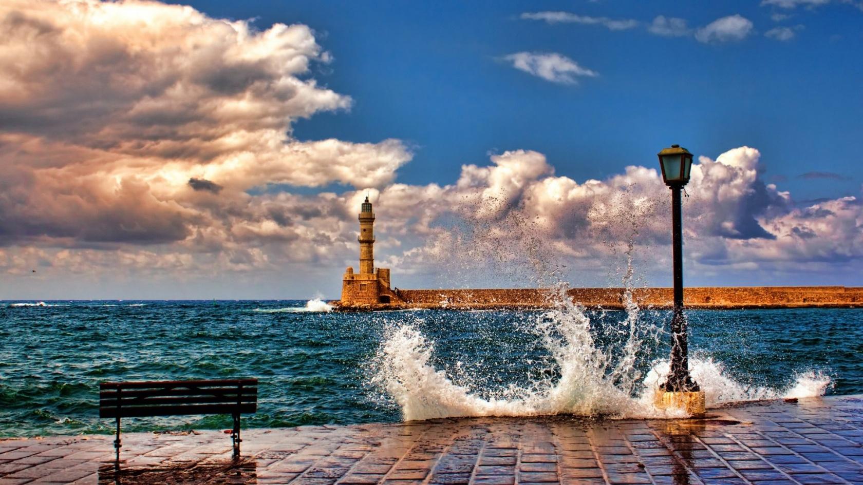 Beautiful Ocean View Wallpapers - 9582