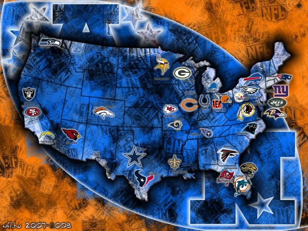 NFL Wallpaper and Screensavers 1024x768