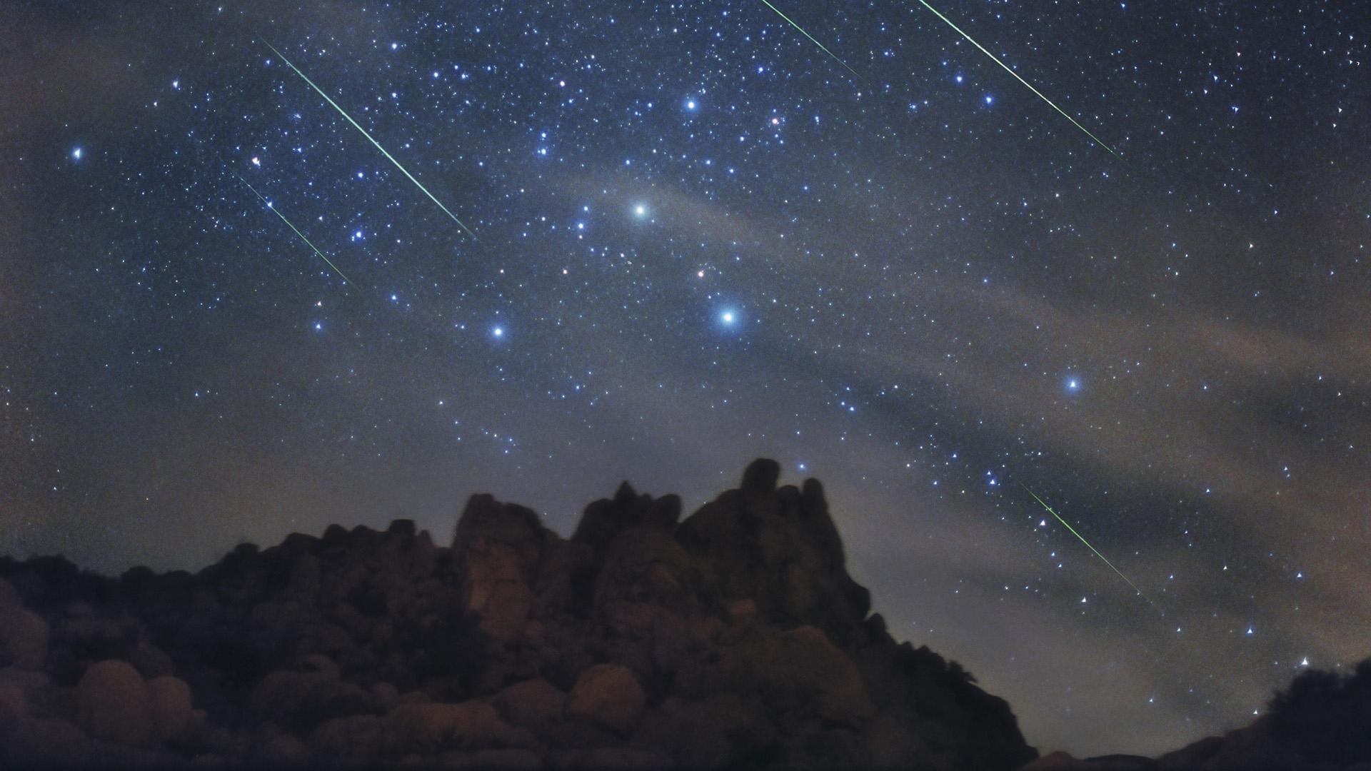 Shooting Stars wallpaper   677919 1920x1080