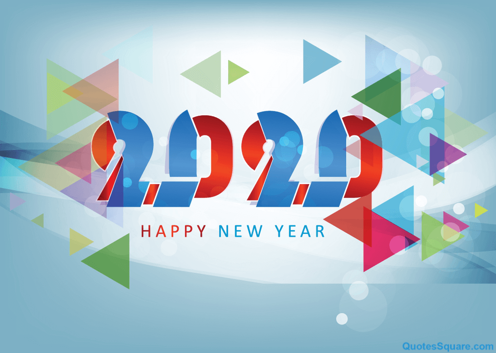 Best Happy New Year Pics 2020 to Wish in Unique Style For 1000x711