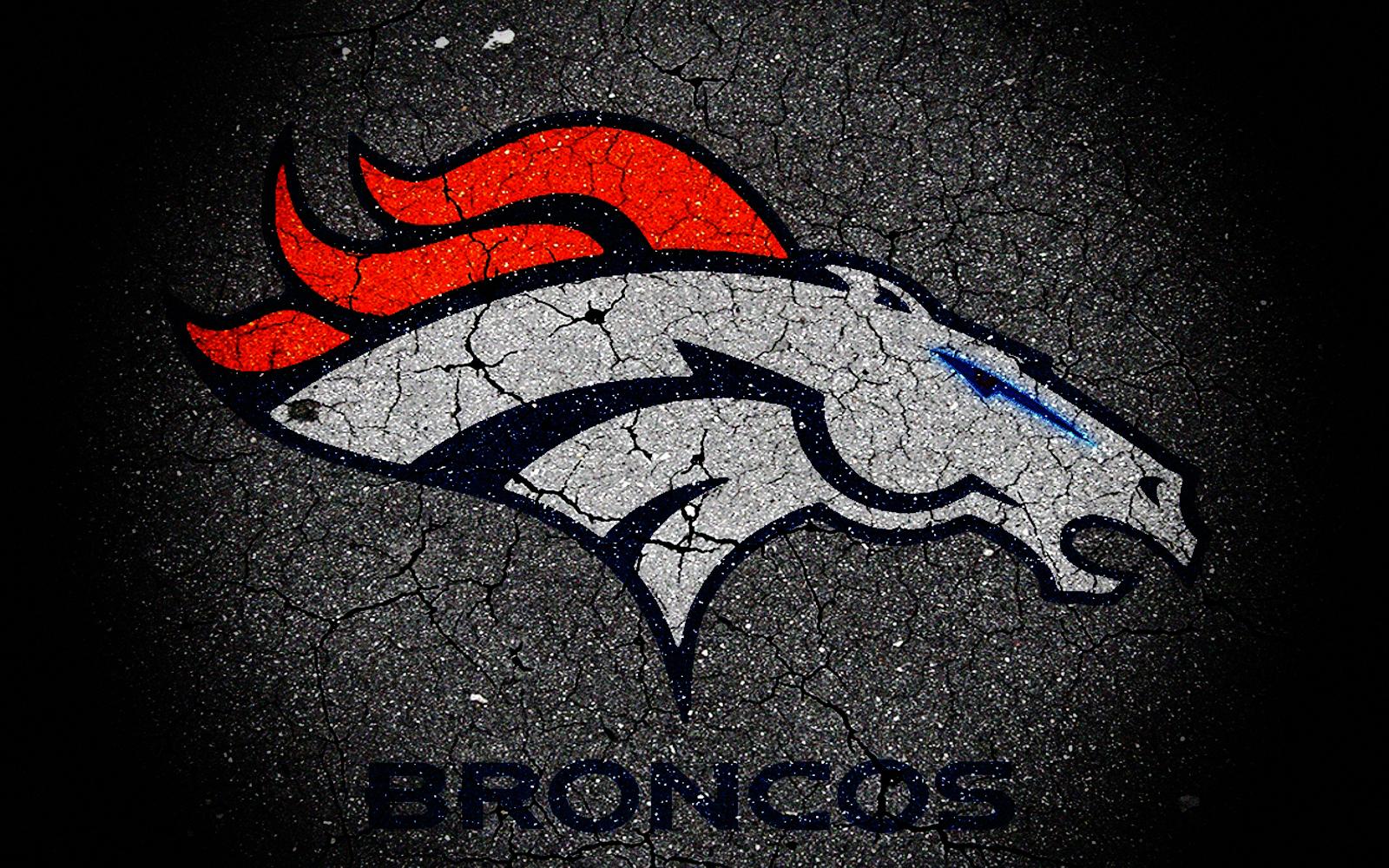Central Wallpaper Denver Broncos Logo HD Wallpapers 1600x1000