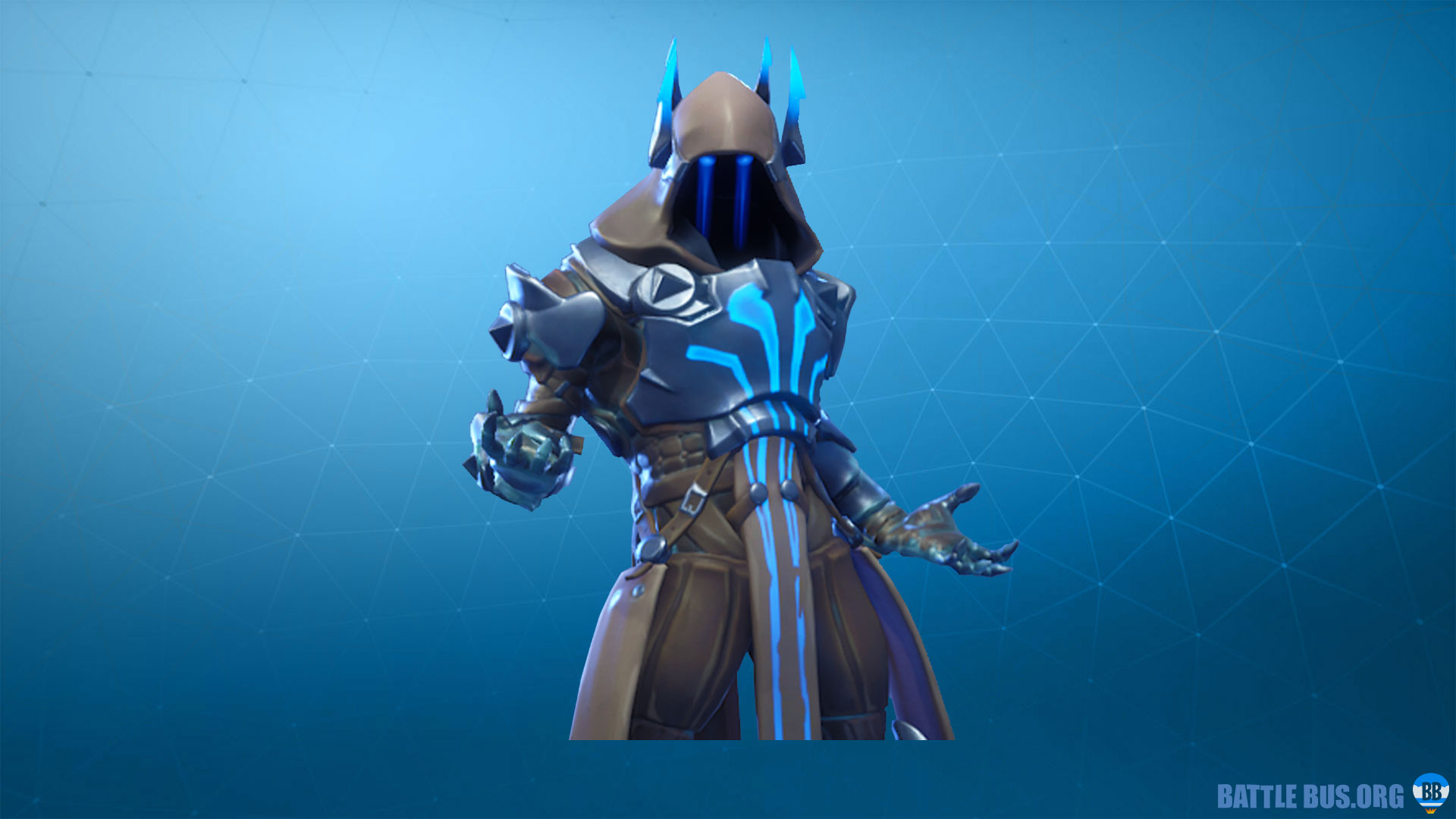 Ice king Fortnite Skin   Tier 100 season 7 Battle Pass outfit 1920x1080