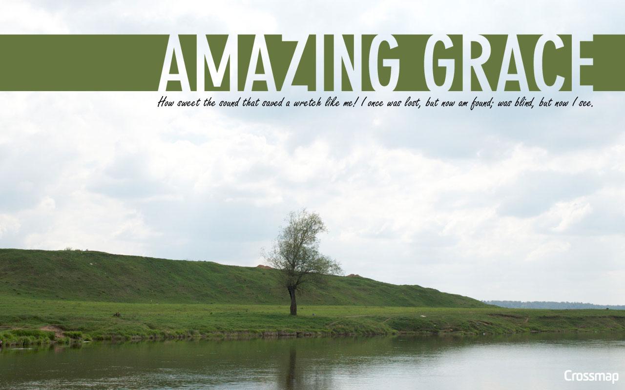 Amazing Grace Christian Photographs Crossmap Christian Backgrounds 1280x800