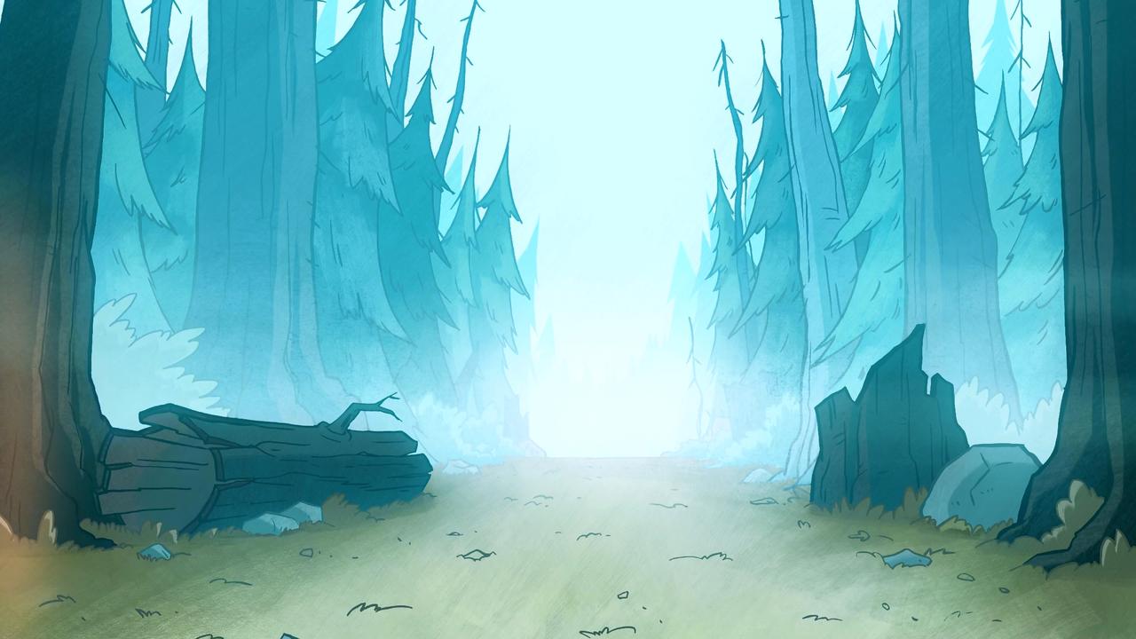 Gravity Falls Desktop Wallpaper - WallpaperSafari