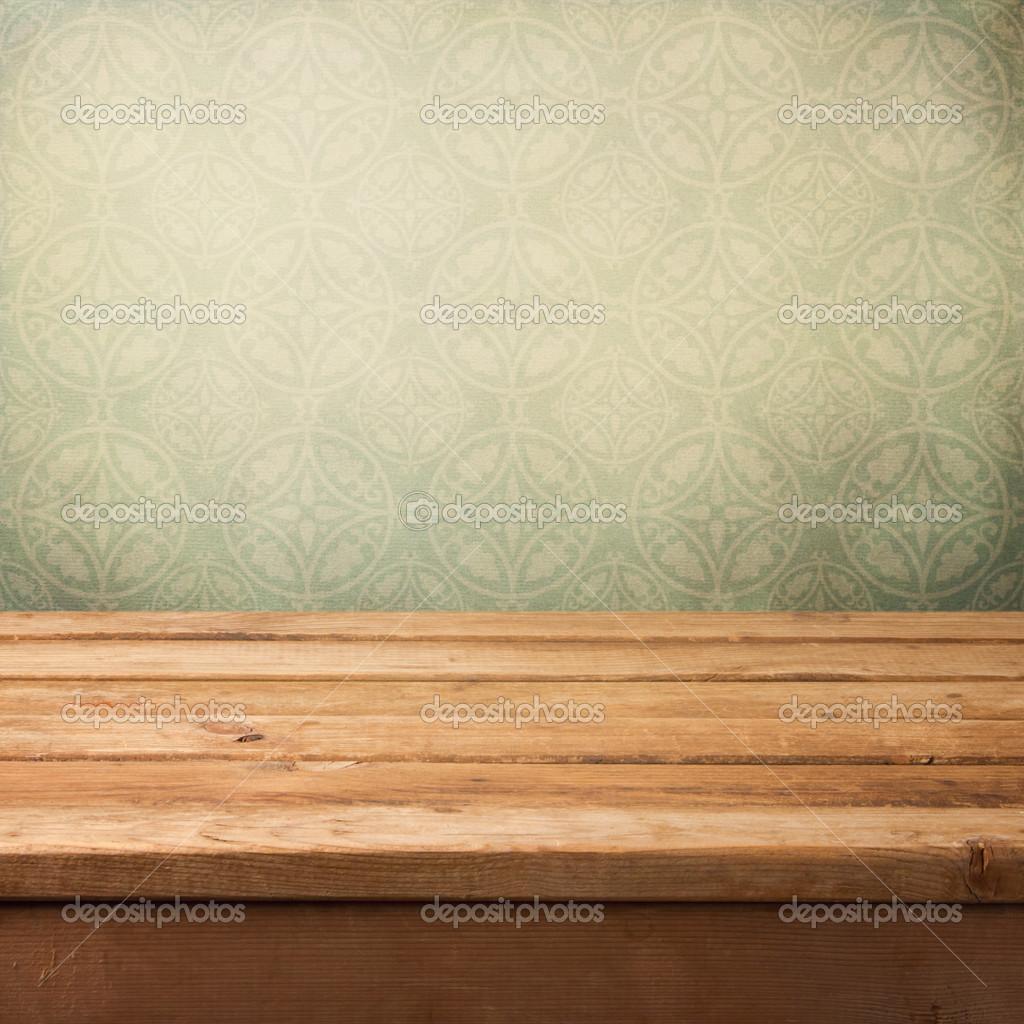 Antique Wallpaper Table Wallpapersafari