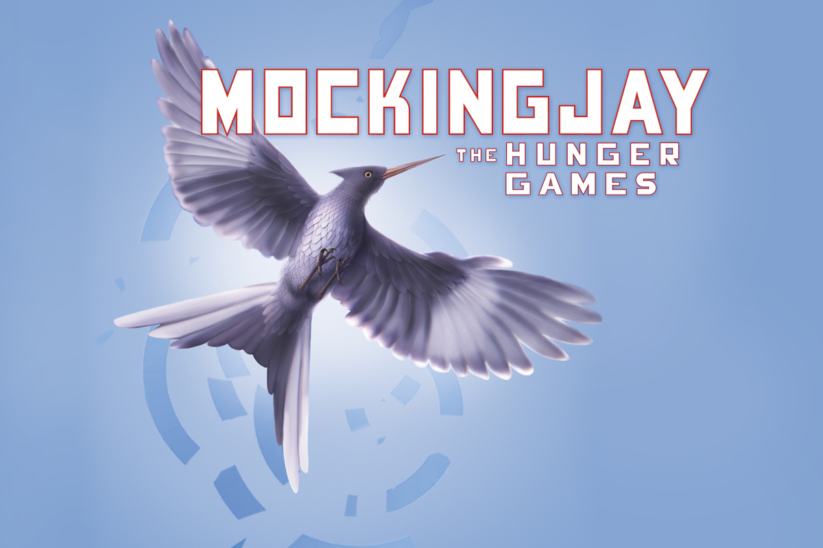 It looks like everyone has the Mockingjay fever the release is so 1200x800