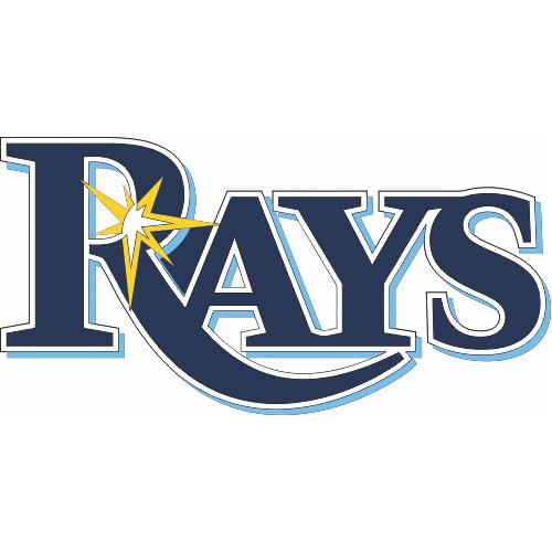 Tampa Bay Rays Logo Tampa Bay Rays Script Logo 500x500