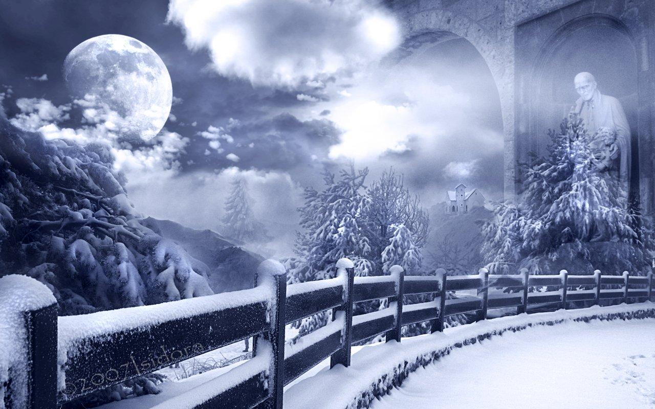 Winter Wallpapers - Download Season Winter Wallpapers - Pc Wallpapers ...
