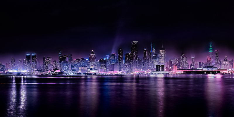 Amazing City Live Wallpaper By 800x400