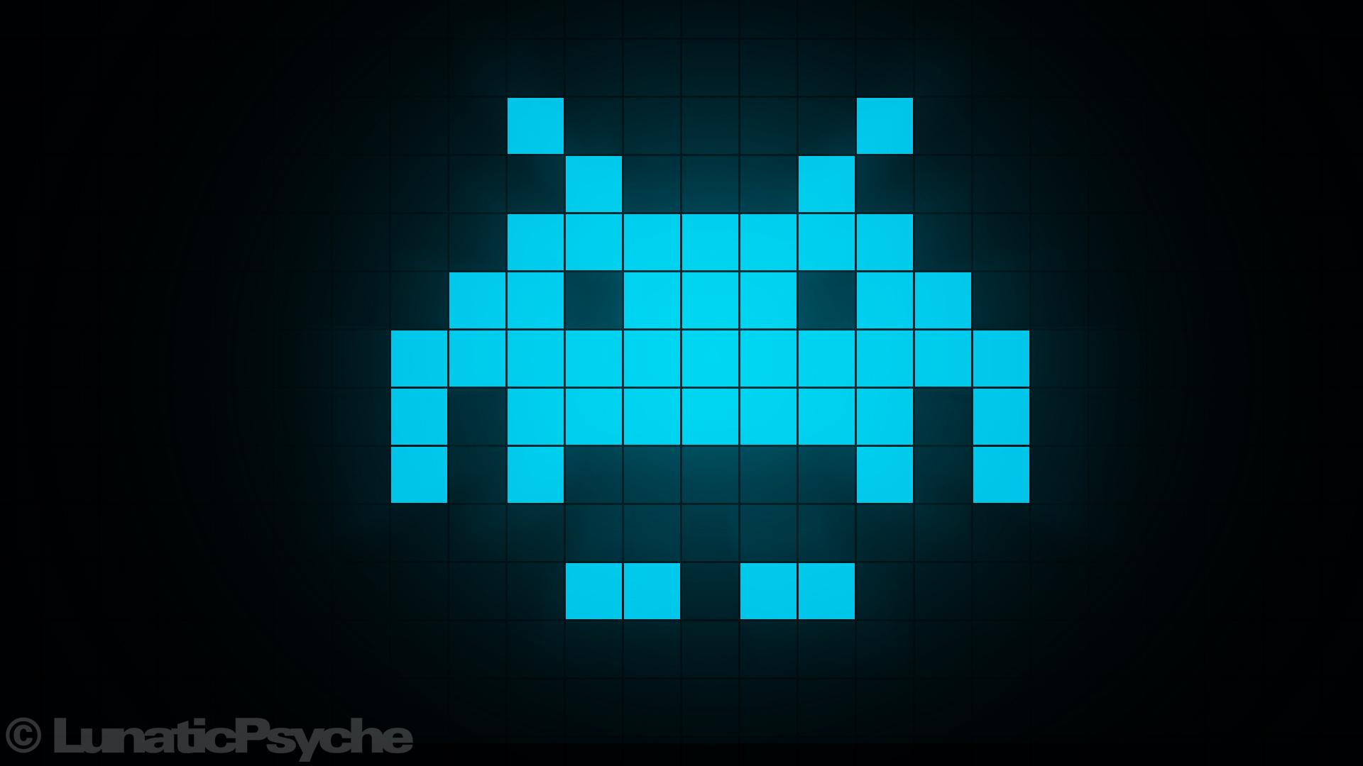 Pixel Bug Game Character Hd Wallpaper Wallpaper List 1920x1080