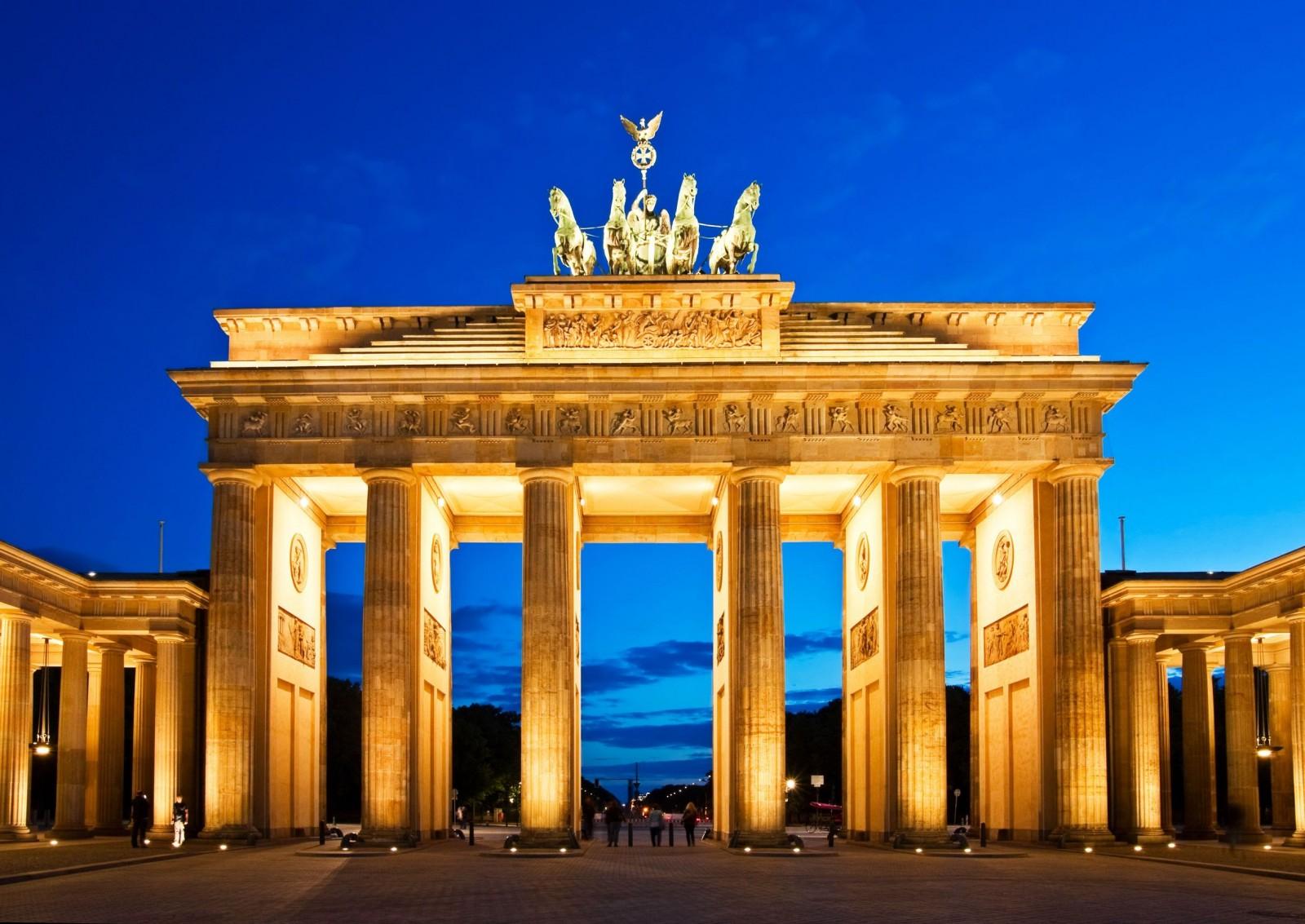 Brandenburg Gate Backgrounds Travelling Gallery 1600x1133