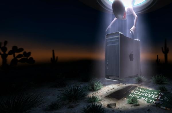 ufo new mexico alien Apple Wallpapers Desktop Wallpapers 600x395