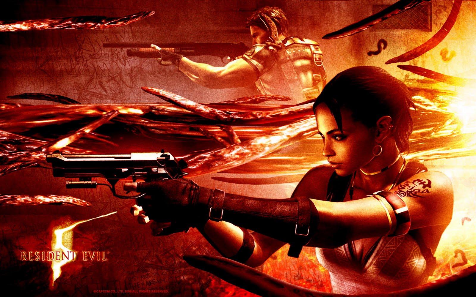 Free Download Resident Evil 5 Wallpapers 1 Wallpaper Animal Hd