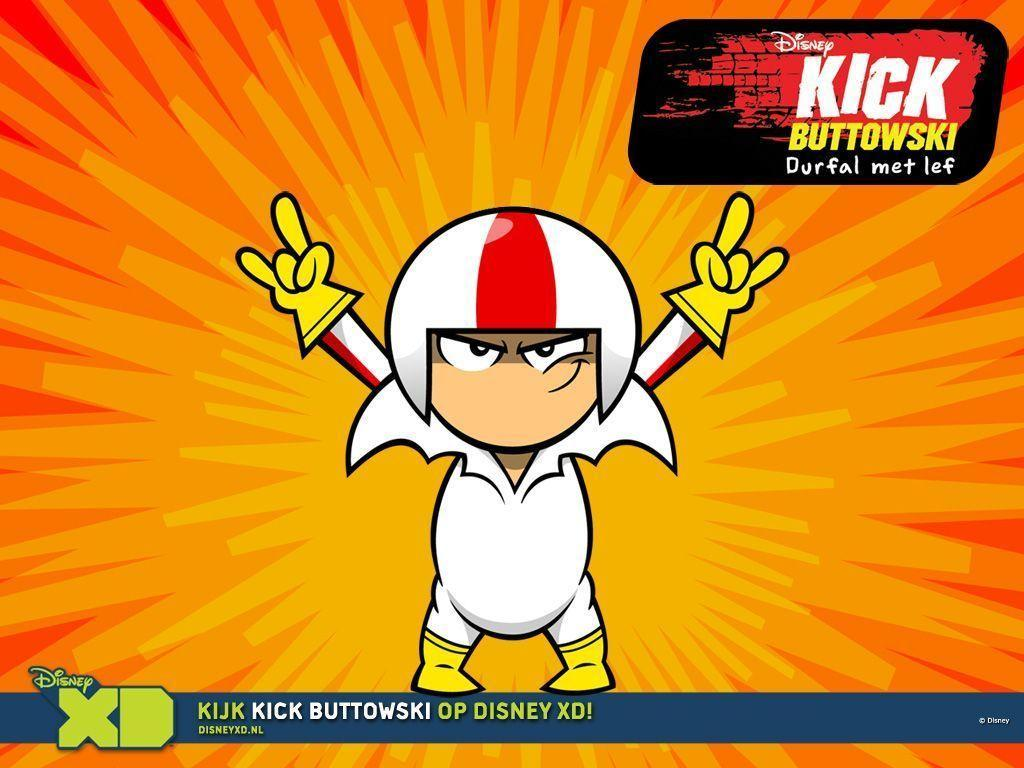 76 Kick Buttowski Wallpaper On Wallpapersafari