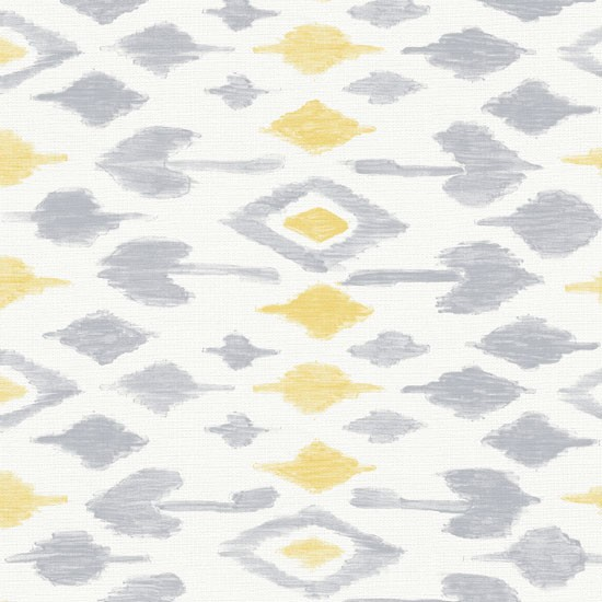 Grey and yellow wallpaper jodhpur in grey yellow by html code