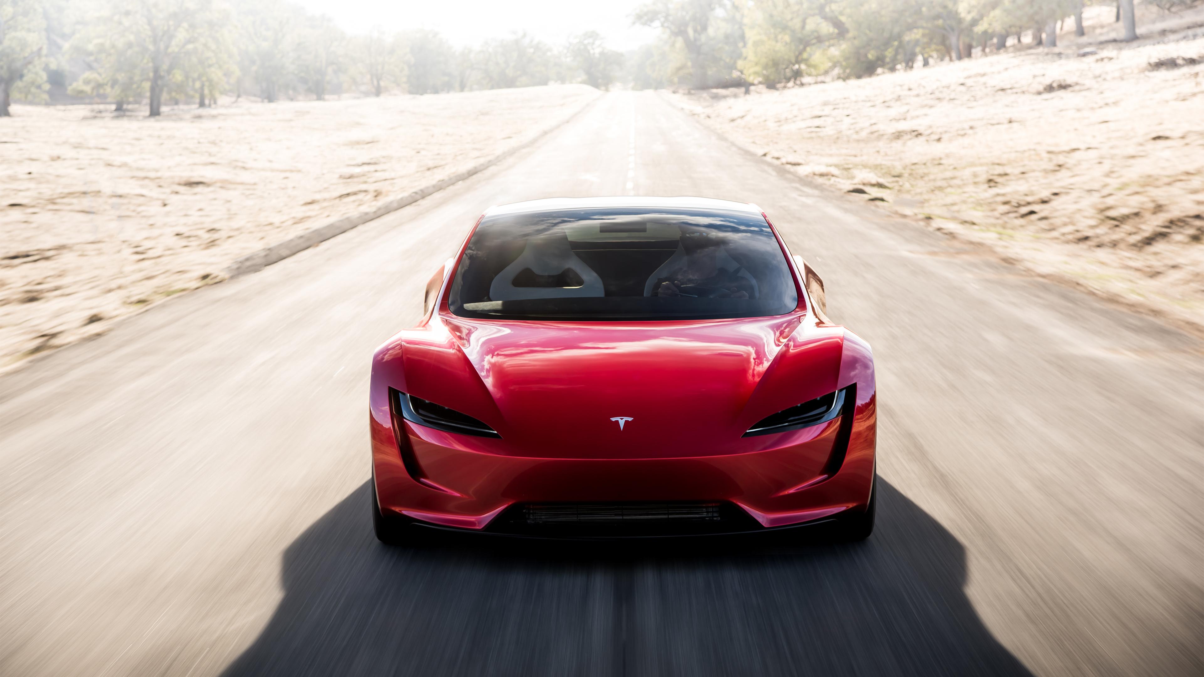 2020 Tesla Roadster 4K 4 Wallpaper HD Car Wallpapers ID 9105 3840x2160