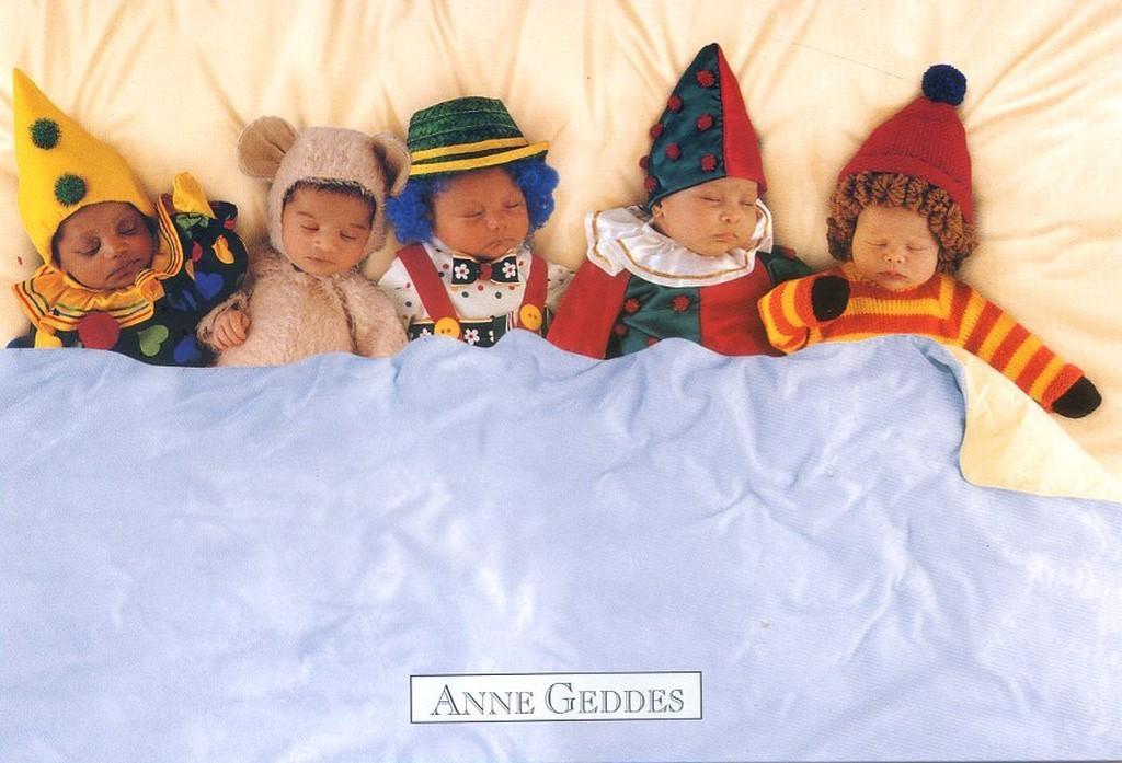 Anne Geddes Halloween